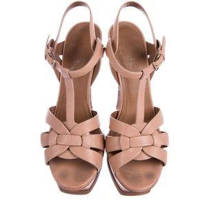 YSL - tribute heels
